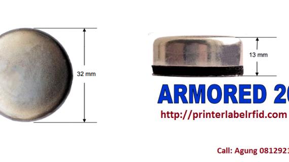 Troi Armored 200 Rfid Tag