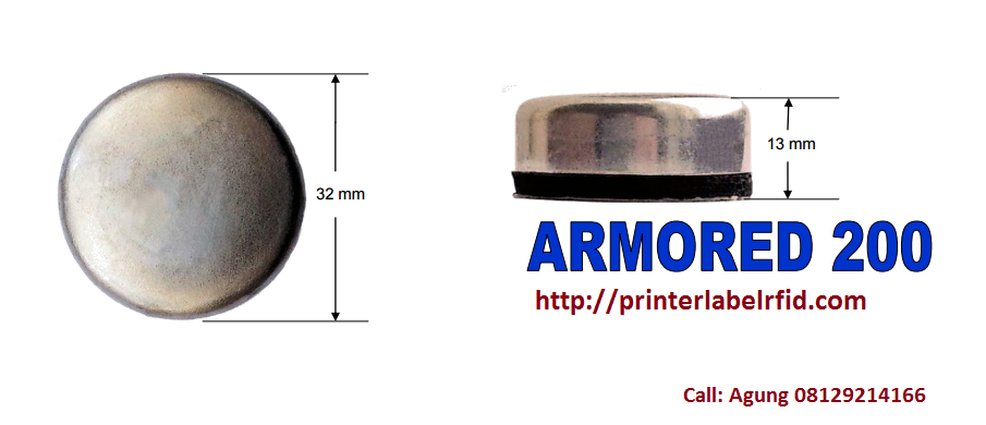 Troi Armored 200 Rfid Tag