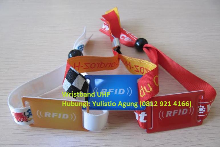 Wristband UHF