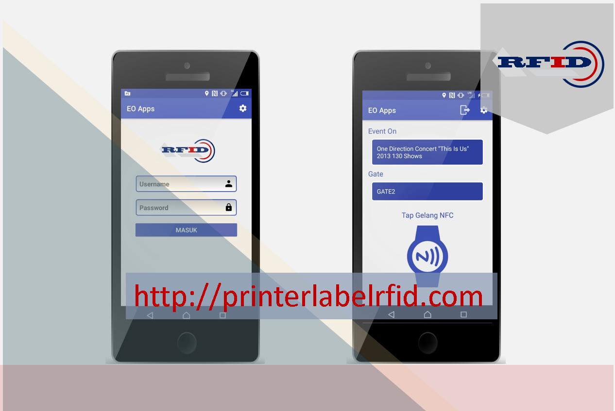 Aplikasi RFID Event Organizer