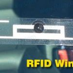 RFID Winshield Tag